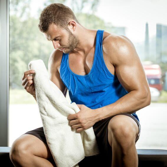 Почему тошнит после тренировки
