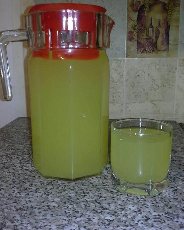 Свыжеважатый сок польза