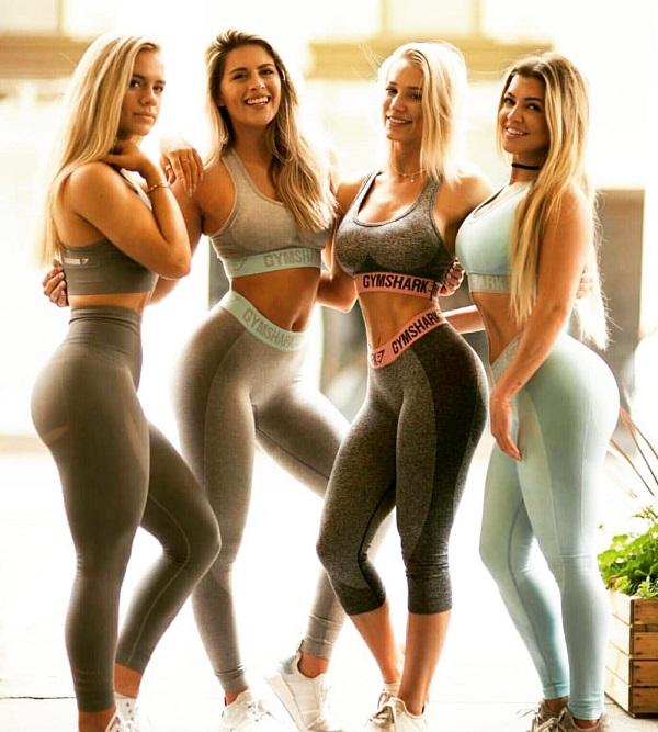 Фитнес для начинающих в домашних условиях