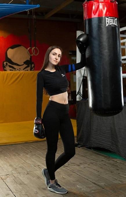 Боксёрская тренировка
