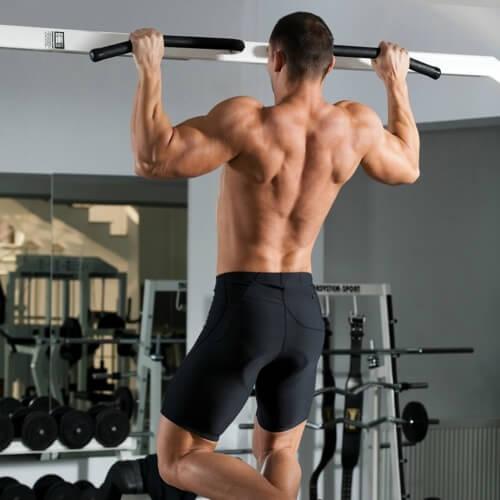Подтягивания для спины