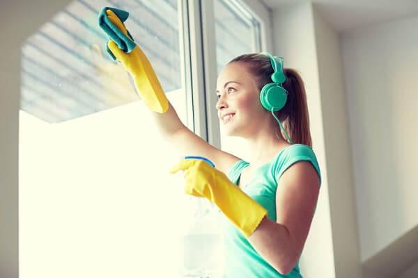Расход калорий при домашней уборке
