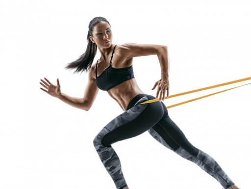 Резиновые петли для тренировки