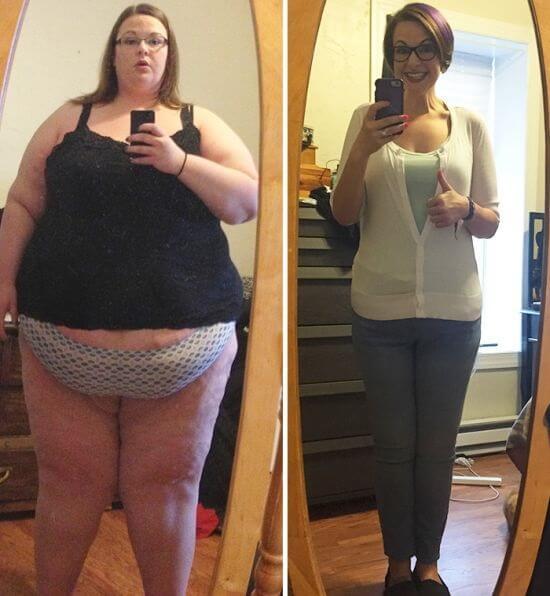 Как сильно похудеть