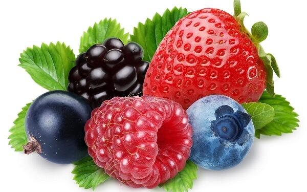 Cамые полезные ягоды