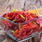 Салат щетка для похудения: рецепты