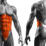 Упражнения для мышц кора с собственным весом