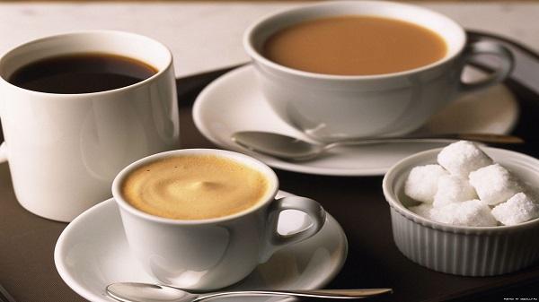 Чай, кофе и какао
