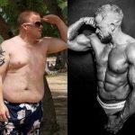 Как сильно похудеть: история Оли Хьюитта