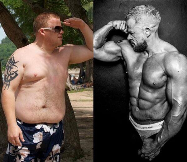 Потеря жировых отложений