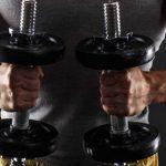 Упражнения с гантелями: полный список