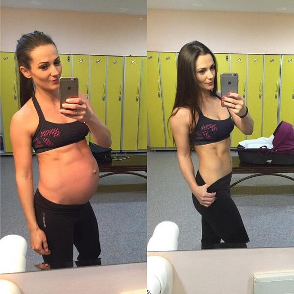 Фитоняшка до родов и после