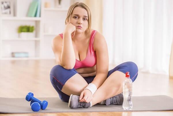 Как похудеть на тренировках