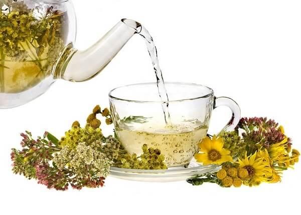 Травяной чай для повышения тестостерона