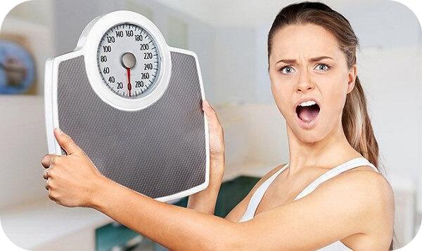 Определение лишнего веса