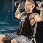 Upper body: тренировка верхней части тела